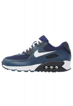 size 40 53840 6daed AIR MAX 90 ESSENTIAL - Sneakers laag - blue - Zalando.nl