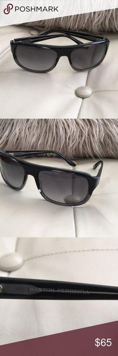 c5768fab7f95 Barton Perreira polarized sunglasses Barton Perreira polarized sunglasses.  Black  Grey color. Perfect condition