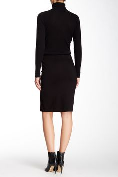 Knee Length Pencil Skirt by Eileen Fisher on @nordstrom_rack