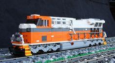 NS Interstate Heritage ES44AC   Flickr - Photo Sharing!