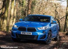 BMW X2 [UK] 2019 poster, #poster, #mousepad, #tshirt, #printcarposter