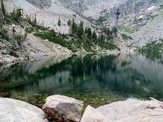 Dream Lake, Rocky Mountain National Park
