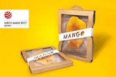 Design by NOJD. Case: Dried Fruit Package Design for Guan Nan