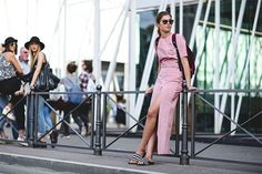 30 Style Hacks To Up Your Game In 2016  #refinery29  http://www.refinery29.com/style-anti-resolutions-2016#slide-17  Pool slides aren't just for the gym showers. These slip-ons are actually a summer savior....