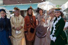 Alle kostuums van Tante Anja