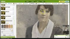 How To Colorize Vintage Photo Using Ribbet