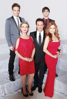 The Young and the Restless Photos: Greg Rikaart, Max Erich, Judith Chapman, Christian Jules LeBlanc and Tracey E. Bregman on CBS.com