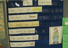 scarecrow shared reading Balanced Literacy, Shared Reading, Circle Time, Blue Pants, Kindergarten, Scarecrows, Harvest Time, Writing, Food