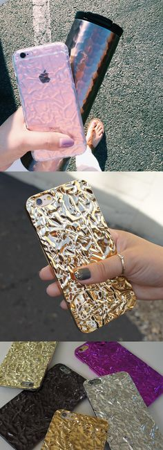 The Crystalline Case for iPhone 6|6s & iPhone 6 Plus | 6s Plus. Why blend in?