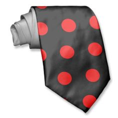 Shop Red Polka Dot Tie created by polkadotpatterns. Black Backgrounds, Colorful Backgrounds, Polka Dot Tie, Online Gifts, You Are The Father, Little Man, Fathers Day Gifts, Red Color, Personalized Gifts