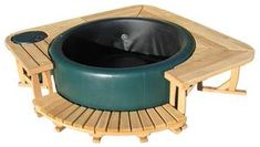 Find more information at the web above click the bar for further info - hot tub showrooms : Find more information at the web above click the bar for further info - hot tub showrooms Hot Tub Pergola, Hot Tub Backyard, Hot Tub Garden, Jacuzzi Outdoor, Mini Sauna, Whirlpool Pergola, Hot Tub Surround, Sunken Hot Tub, Hot Tub Cover