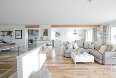 Love It or List It Vancouver: Michael & Nicola - Jillian Harris Jillian Harris, Hardwood Floor Colors, Hardwood Floors, Living Area, Living Spaces, Living Rooms, Vancouver, Hickory Flooring, Wood Flooring