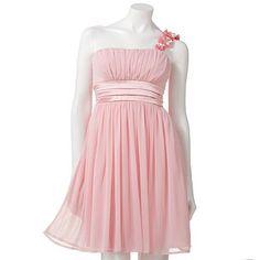My Michelle Floral Asymmetrical Dress <3