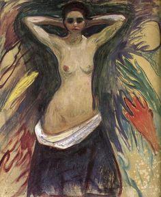 The Hands - Edvard Munch 1893