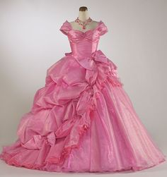 Barbie would wear it for her 55th birthday.