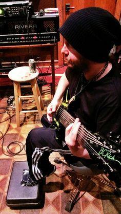 Joey Jordison (Scar the Martyr)
