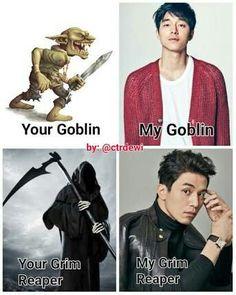 Goblin: ☺