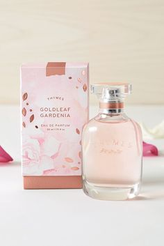 This gardenia fragrance has quickly become a modern classic. Perfume Packaging, Cosmetic Packaging, Gardenia Perfume, Best Lotion, Packaging Design Inspiration, Design Ideas, Best Fragrances, Pretty Packaging, Bath And Body Works