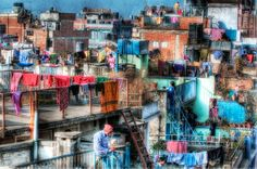 Last Flight Out Photography: Kathmandu Roof Tops