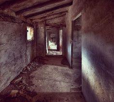 Abandoned inside. #detritus_project #desolació #abandoned #llitera #montsec