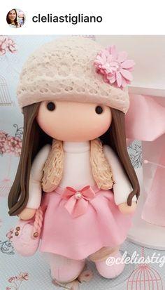 Polymer Clay Flowers, Polymer Clay Crafts, Peg Wooden Doll, Fondant People, Baby Krishna, Clay Figures, Pasta Flexible, Clay Dolls, Waldorf Dolls