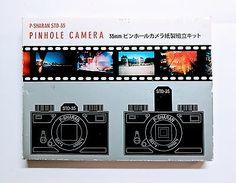 P Sharan STD 35 Pinhole Camera 35mm NIB Made In 2006 FREE Shipping #pinholecamera #35mm