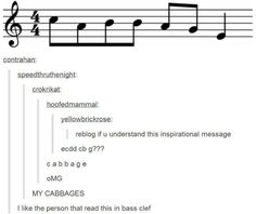 MY CABBAGES MUSIC STYLE!