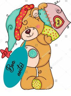 Cute Teddy Bears, Scooby Doo, Patches, Hats, Fictional Characters, Owls, Painting On Fabric, Vectors, Drawings
