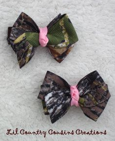 Cute if you had a baby girl.  4 my little girl to out in her hair