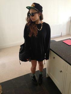 Love this outfit Sammi aka BeautyCrush is rocking.