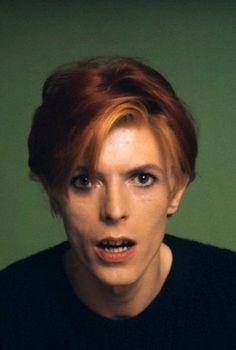 David Bowie in 1975. #davidbowie
