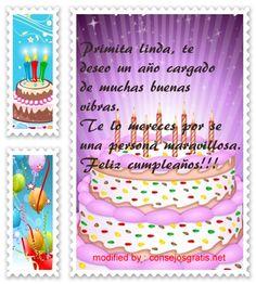 sorprende a tu prima con esta linda tarjeta de cumpleaños, los mejores saludos de cumpleaños para enviarle a una prima,frases bonitas de cumpleaños para mi prima,frases de cumpleaños para mi prima para compartir