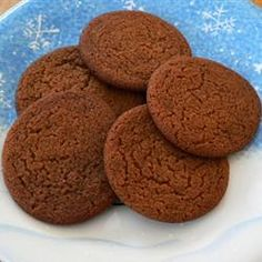 Eggless Gingerbread Cookies Add about 1-2 tablespoons of applesauce and a touch more cinnamon and they are perfect! YUM