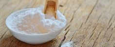 Baking soda uses aren't just in the kitchen.. BoJericho