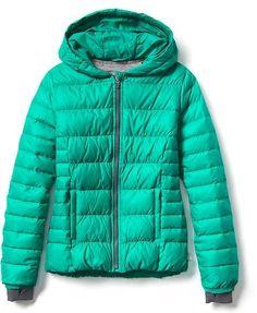 Athleta Girl Downtastic Jacket Winter Jackets, Just For You, Slim, Stylish, Teen, Girls, Christmas, Fashion, Moda