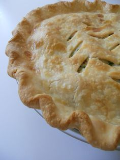 chicken pot pie - This recipe was fantastic and very easy!!!    I paired it up with a homemade crust.
