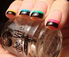decoracion de uñas sencillas y bonitas paso a paso - Buscar con Google