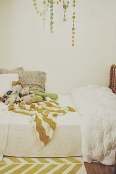 cranny + me: beautiful, effortless shared kids room