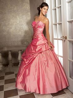 Quinceanera Ball Dress Sweet Sixteen Dress Designer Style P1327
