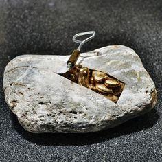 Paris Art Web - Sculpture - Hirotoshi Ito - Gold Digger