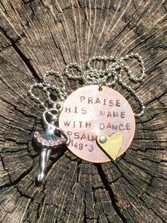 A personal favorite from my Etsy shop https://www.etsy.com/listing/234971158/18-praise-his-name-with-dance