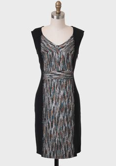Autumn In Tennessee Woven Detail Dress at #Ruche @Ruche