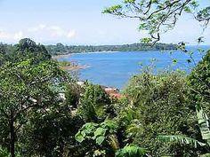 Costa Rica Coastline