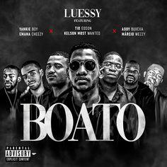 """""""Boato"""" é o titulo da nova música do rapper Luessy com a participação do grupo TRX Music e do Márcio Weezy. Confira e baixa a música. Trx, Rapper, Hip Hop, Parental Advisory, New Poster, Latest Music, Download, Portal, Posters"""