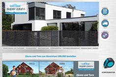 super-zaun.de Facebook News, Mansions, House Styles, Home, Design, Decor, Decoration, Manor Houses, Villas