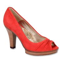 Zappos.com is proud to offer the Sofft - Madeline (Coral Chrome Free Suede) - Footwear: Get ready to greet spring in the sexy, sophisticated Madeline from S
