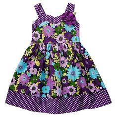 Youngland Floral Sundress - Girls 4-6x