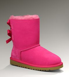 Ugg Bailey Bow Boots - I have these in the adult style and LOVE THEM!!!!