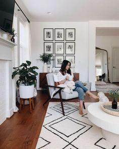 Interior Design Living Room, Living Room Designs, Ikea Interior, Airstream Interior, Modern Home Interior Design, Interior Colors, Interior Livingroom, Interior Plants, Design Bedroom