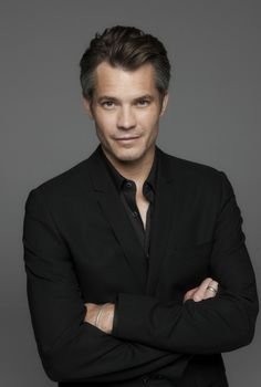 Timothy Olyphant - loved him in Rock Star, Scream, Live Free or Die Hard & of course in Justified!